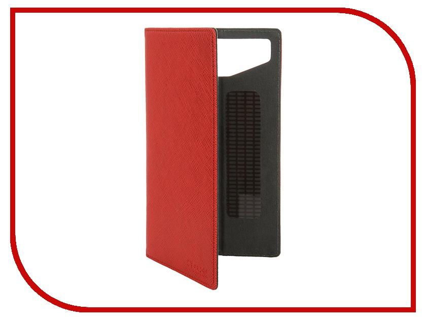 Аксессуар Чехол-книжка ST Case 5.5-6-inch иск. кожа Red ST-c-SM5.5-6-RED-LTH