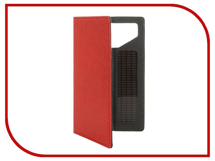 Аксессуар Чехол-книжка ST Case 4.6-5-inch иск. кожа Red ST-c-SM4.6-5-RED-LTH<br>