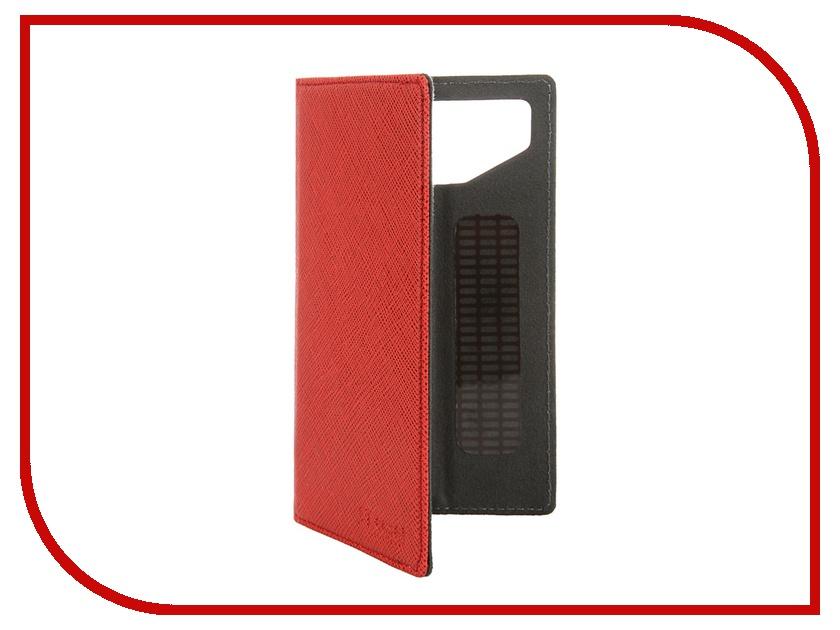 Аксессуар Чехол-книжка ST Case 4.3-4.5-inch иск. кожа Red ST-c-SM4.3-4.5-RED-LTH<br>