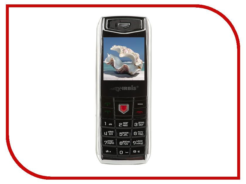 Сотовый телефон Irbis SF01 Black