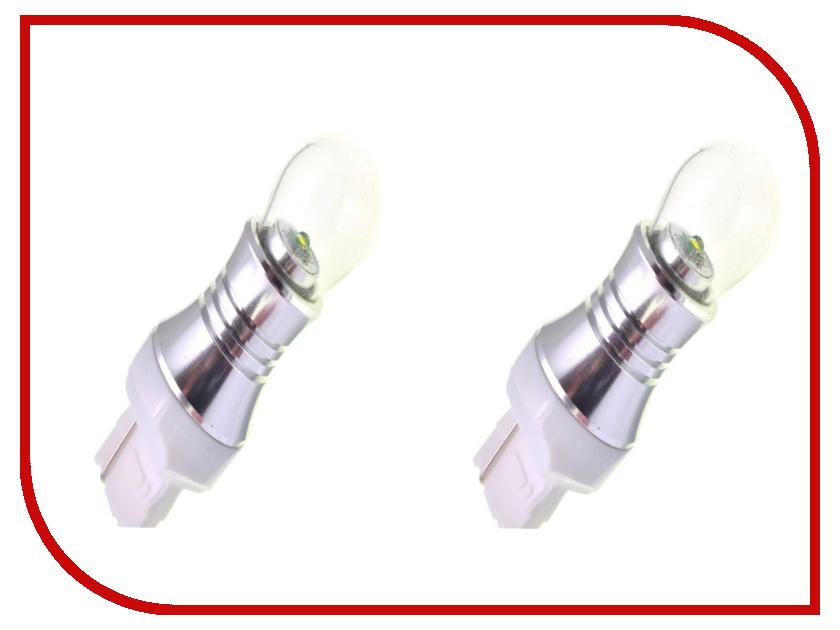 Лампа DLED T20 W21/5W 7443 W3x16Q CREE XML + Колба 3193 (2 штуки)