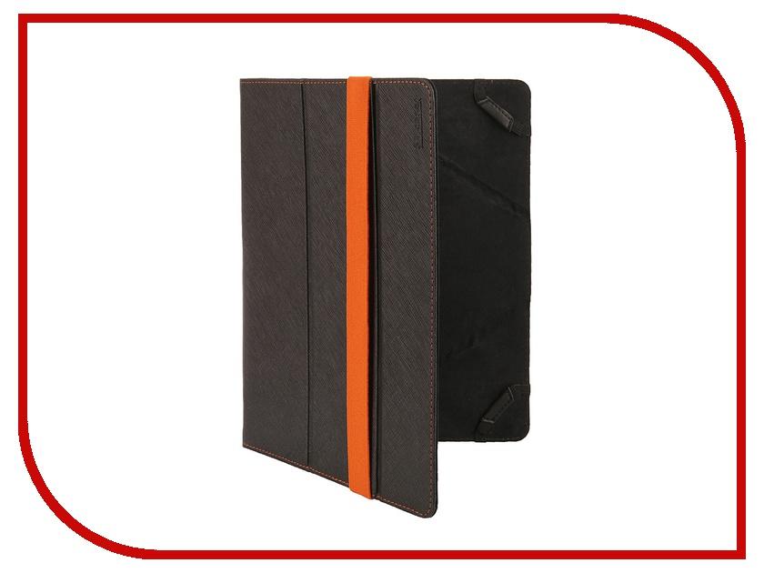 Аксессуар Чехол 9.7 ST Case иск. кожа Black ST-c-FCU97-BLK-LTH