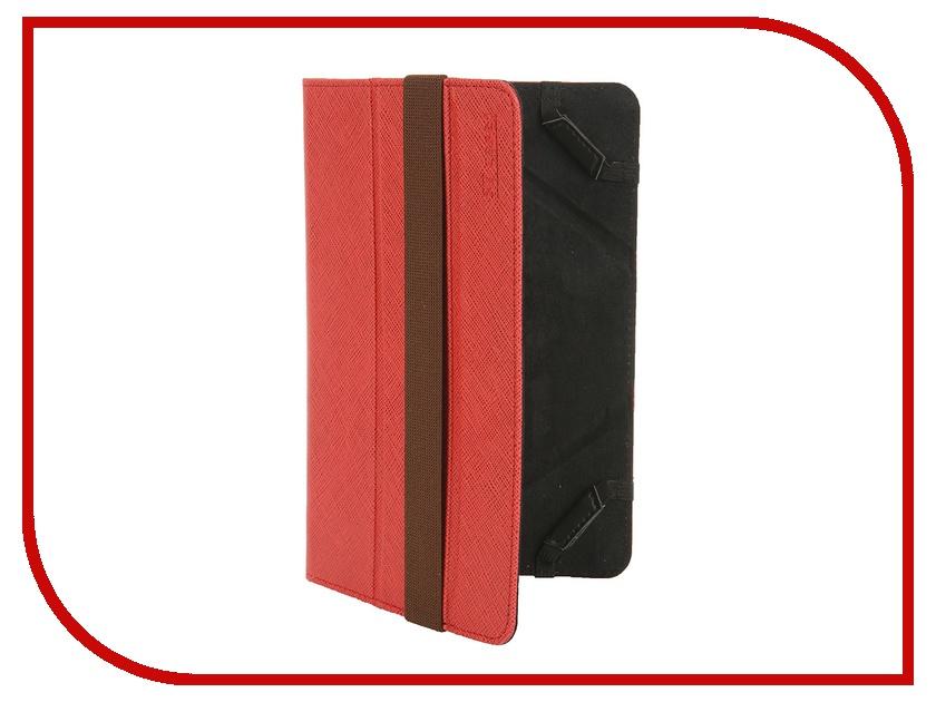Аксессуар Чехол 7 ST Case иск. кожа Red ST-c-FCU7-RED-LTH<br>