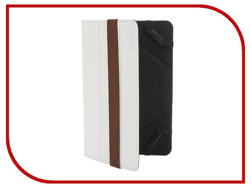 Аксессуар Чехол 7 ST Case иск. кожа White ST-c-FCU7-WHT-LTH