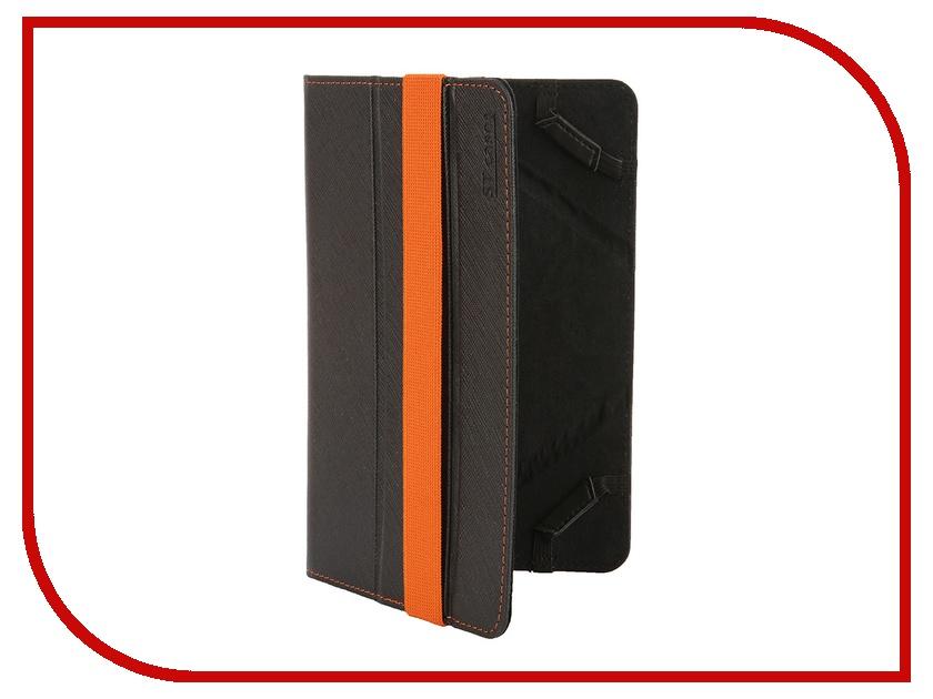 Аксессуар Чехол 7 ST Case иск. кожа Black ST-c-FCU7-BLK-LTH