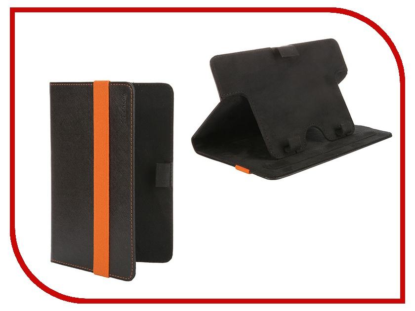 Аксессуар Чехол 7.0 D ST Case иск. кожа Black ST-c-LUN7-BLK-LTH