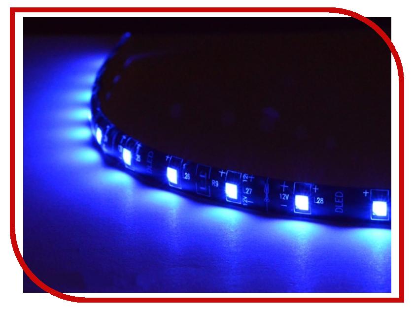 Аксессуар DLED SMD 3528 18Led 30cm Blue Glow 1003 (2 штуки)<br>