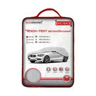 Тент AutoStandart 102121 Silver размер M - для хетчбека<br>