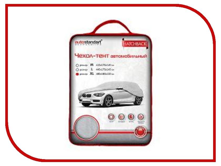 Тент AutoStandart 102123 Silver размер XL - для хетчбека<br>