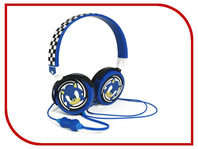 Наушники Jazwares Sonic Headphones 65425<br>