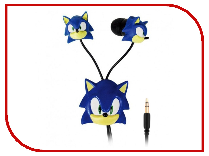 Наушники Jazwares Sonic Earbuds 65420<br>