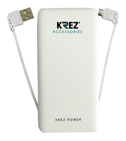 Аккумулятор KREZ Power LP5001W 5000 mAh White