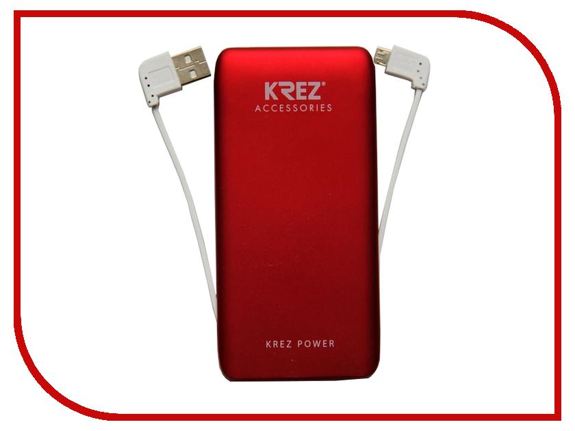Аккумулятор KREZ Power LP5001R 5000 mAh Red<br>