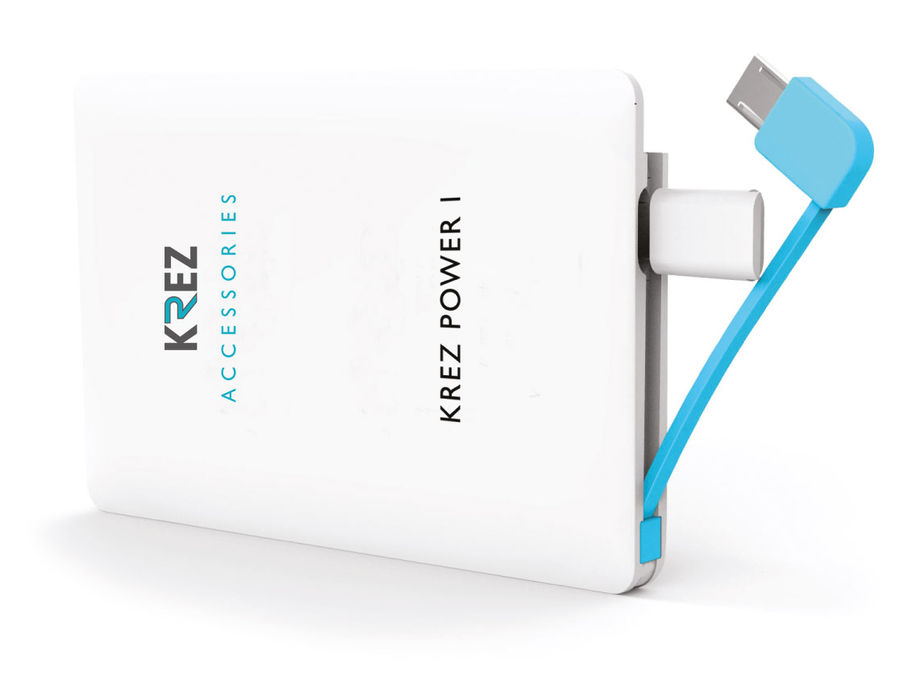 Аккумулятор KREZ Power LP2501W 2500 mAh White