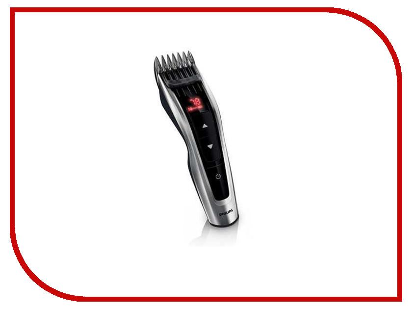 Машинка для стрижки волос Philips HC7460 машинка для стрижки волос philips hc5438 15