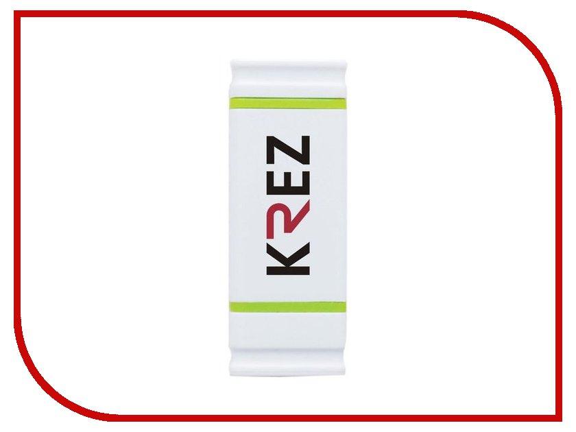 USB Flash Drive 32Gb - KREZ micro 501 White-Green KREZ501WE32<br>