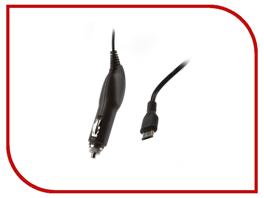 Зарядное устройство Maverick microUSB Nokia 8600/6500/7900/ Motorola U9/RAZR2V8/A3100/ Samsung S7220/S8300/G810/i8510/M7500 Color Box 0936