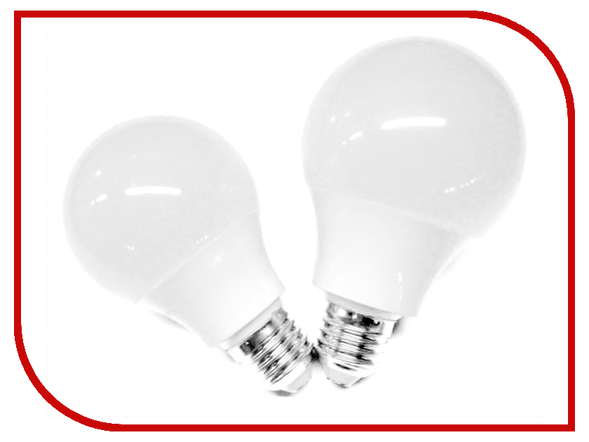 Лампочка KREZ Light 12W E27 4GM-WH127-06