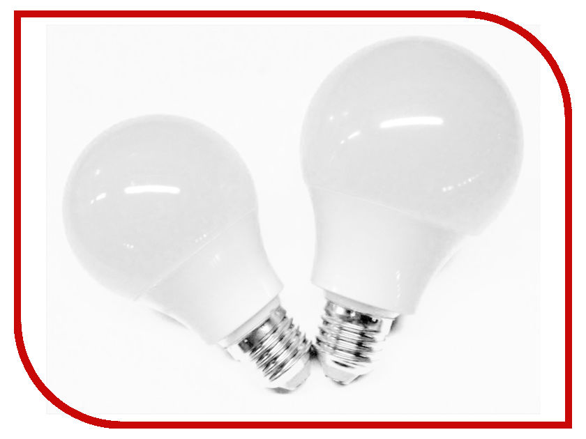 Лампочка KREZ Light 12W E27 4GM-WH127-03