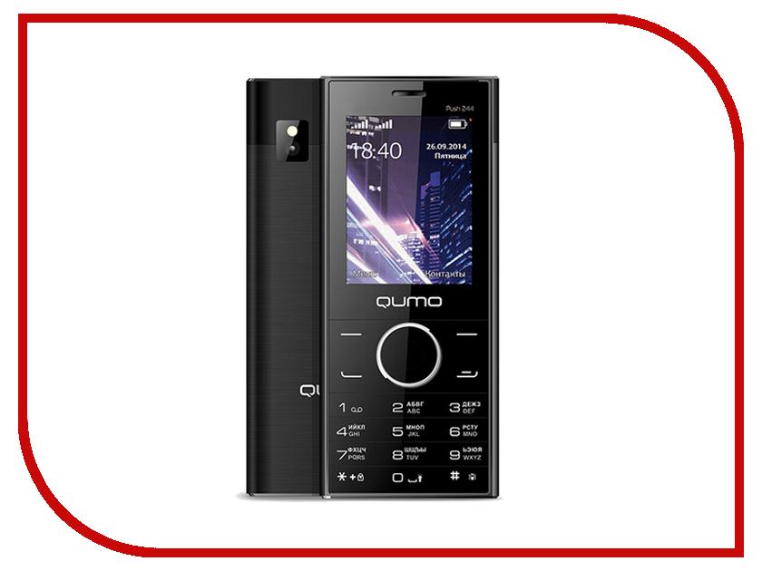 Сотовый телефон Qumo Push 244 Slim