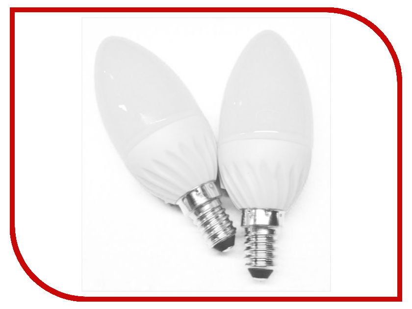 Лампочка KREZ Light 5W E14 4CM-WH224-02