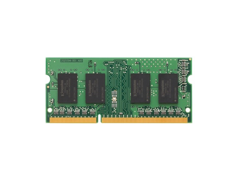 Модуль памяти Kingston DDR3 SO-DIMM 1333MHz PC3-10600 - 2Gb KVR13S9S6/2