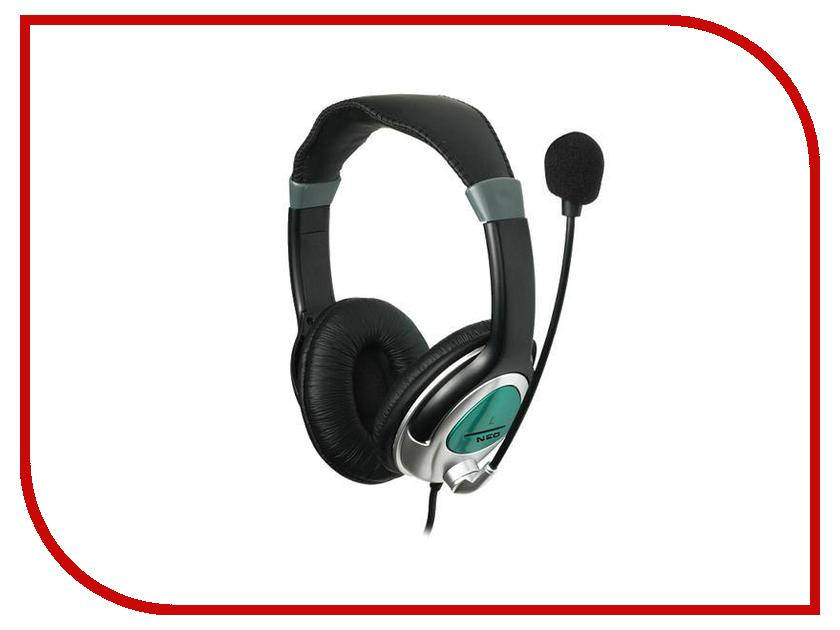 Гарнитура Gembird MHS-290 Black наушники gembird mp3 ep15b black