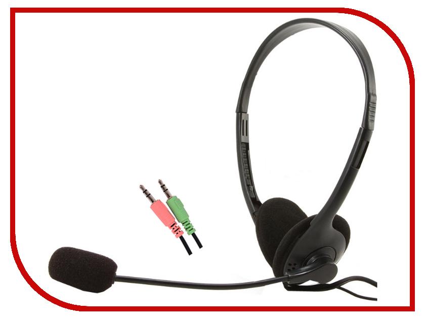 Гарнитура Gembird MHS-100 Black