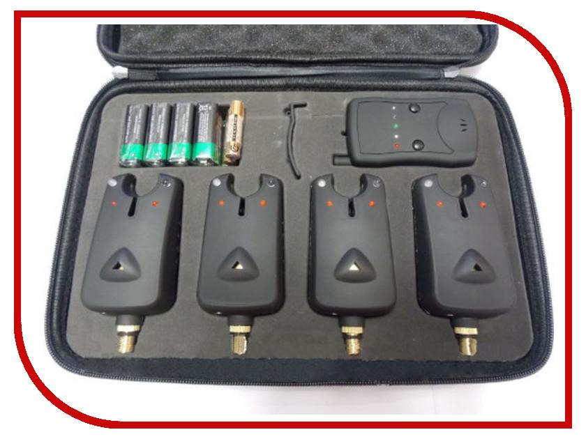Сигнализатор поклевки Hoxwell HL39 сигнализатор поклевки hoxwell hl57 с пейджером