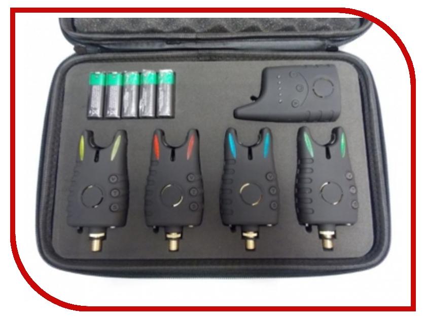 Сигнализатор поклевки Hoxwell HL40 сигнализатор поклевки hoxwell hl57 с пейджером