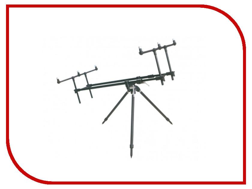 Подставка Hoxwell HL200 Rod Pod сигнализатор поклевки hoxwell new direction k9 r9 5 1