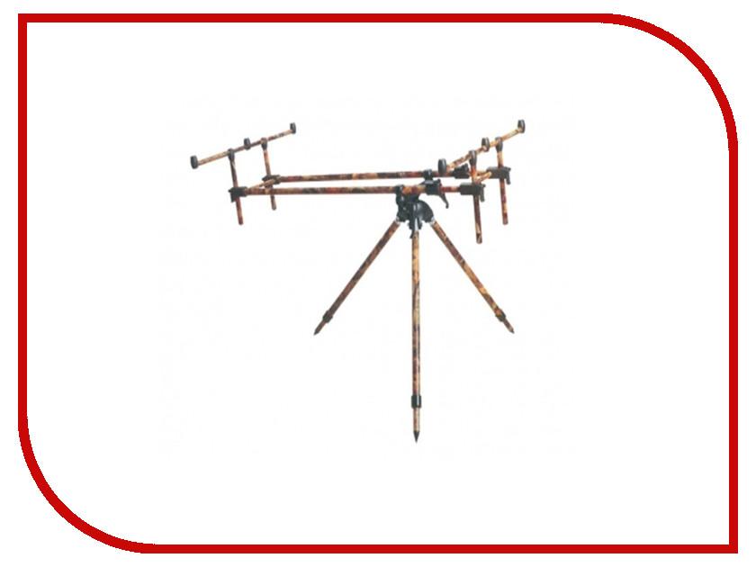 Подставка Hoxwell HL202 Rod Pod сигнализатор поклевки hoxwell new direction k9 r9 5 1