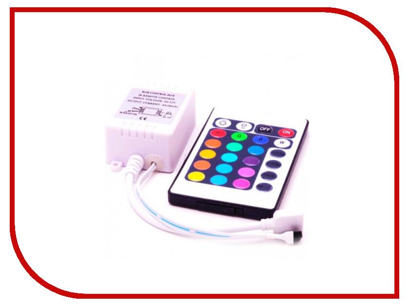 Контроллер DLED RGB С инфракрасным пультом Rec-IK-01 503
