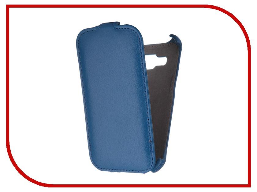 Аксессуар Чехол Samsung SM-G360 Galaxy Core Prime Gecko Blue GG-F-SGCPRI-DBLU аксессуар защитная пленка samsung galaxy core prime g360 interstep ultra ультрапрозрачная sagcopruc 38587