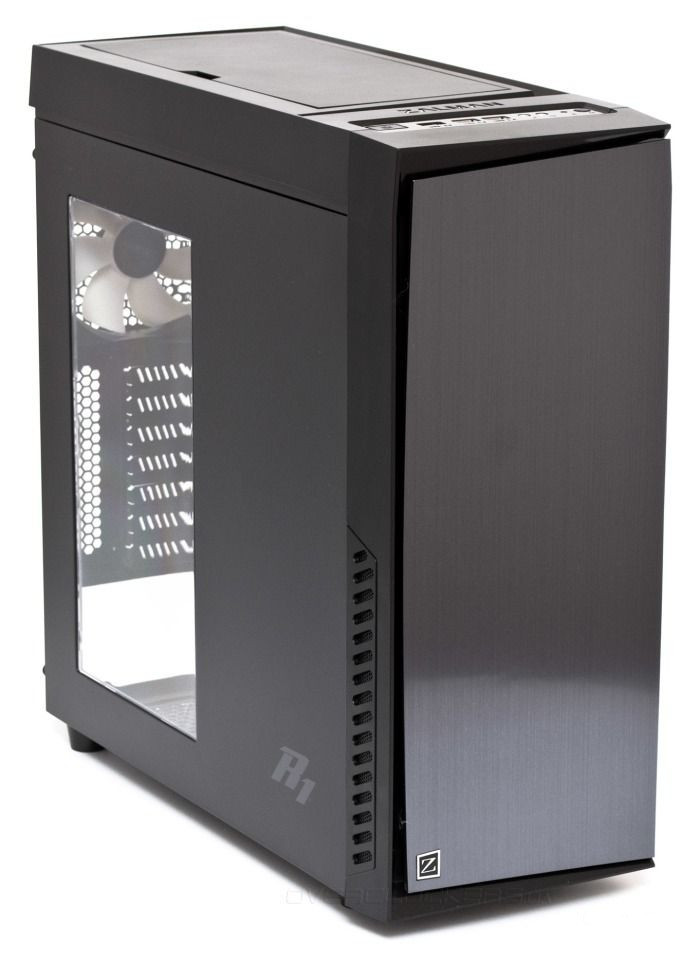 Корпус Zalman Mid Tower R1 Black