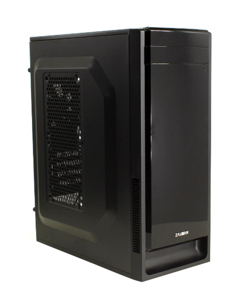 Корпус Zalman Mini Tower ZM-T2 Plus Black