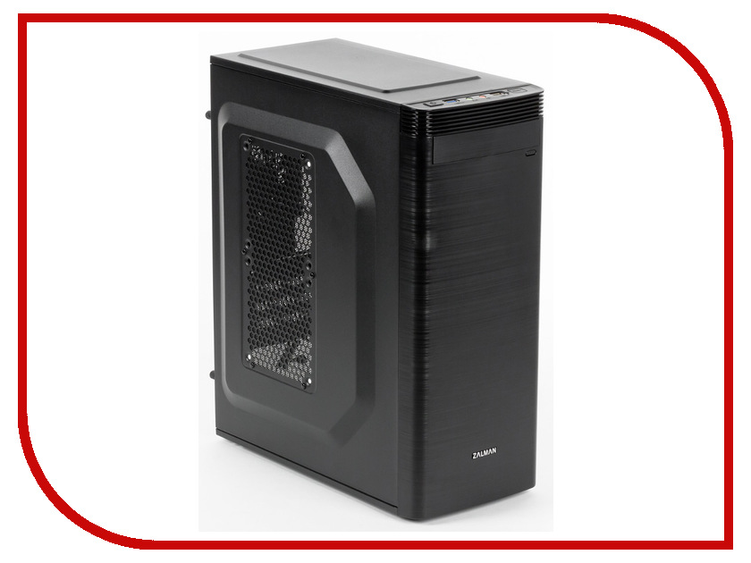 Корпус Zalman Mini Tower ZM-T5 Black