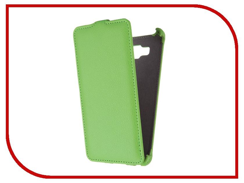 Аксессуар Чехол Samsung Galaxy A7 Gecko Green GG-F-SGA7-GR аксессуар чехол samsung galaxy a7 2016 armor air slim white gb f sga7 2016 wh