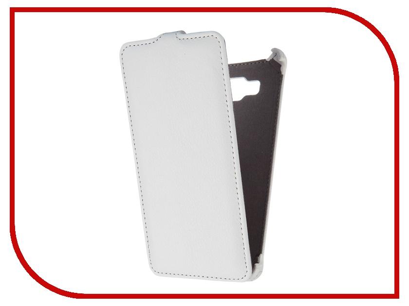 Аксессуар Чехол Samsung Galaxy A7 Gecko White GG-F-SGA7-WH аксессуар чехол samsung sm g800 galaxy s5 mini gecko white