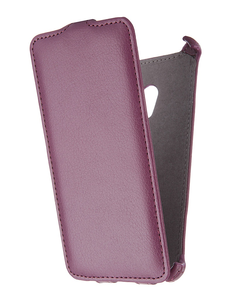 Аксессуар Чехол Gecko for ASUS ZenFone 5 Purple GG-F-ASA500CG-PUR / GG-F-ASA501CG/500KL-VIO<br>