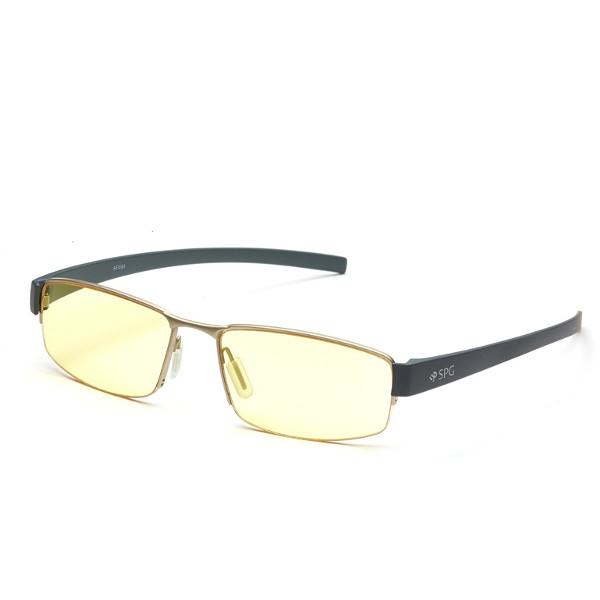 Очки компьютерные SPG Luxury AF092 Silver-Black