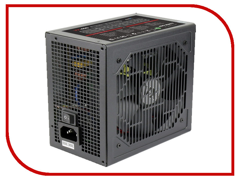 Блок питания AeroCool VX400 400W видеорегистратор intego vx 410mr