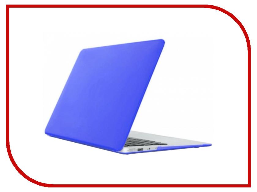 Аксессуар Чехол MacBook Pro 15 Retina Daav Blue D-MBPR15-RFC<br>