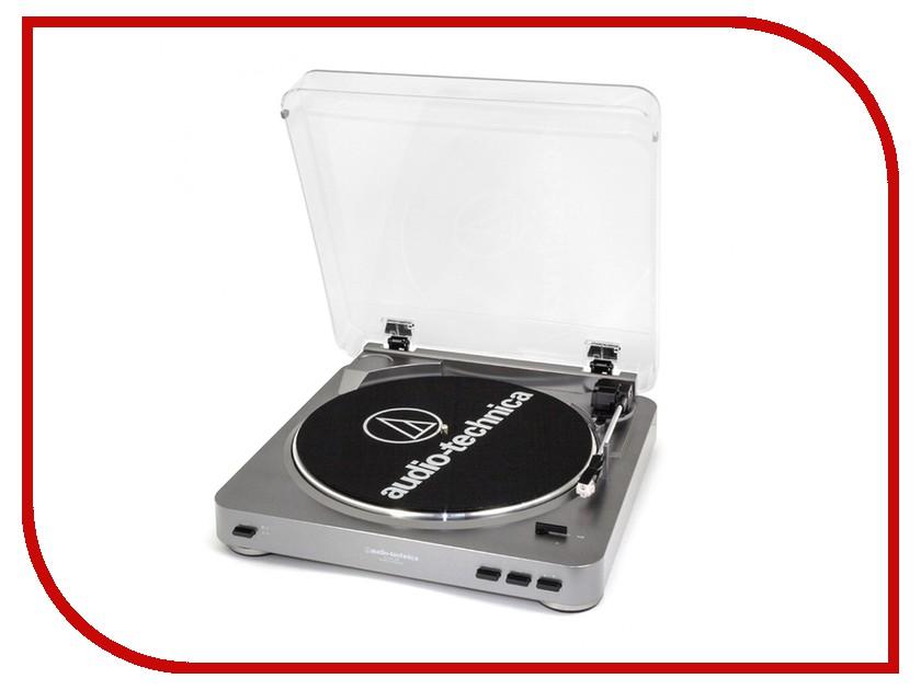 Проигрыватель виниловых дисков Audio-Technica AT-LP60 USB crosley проигрыватель виниловых дисков