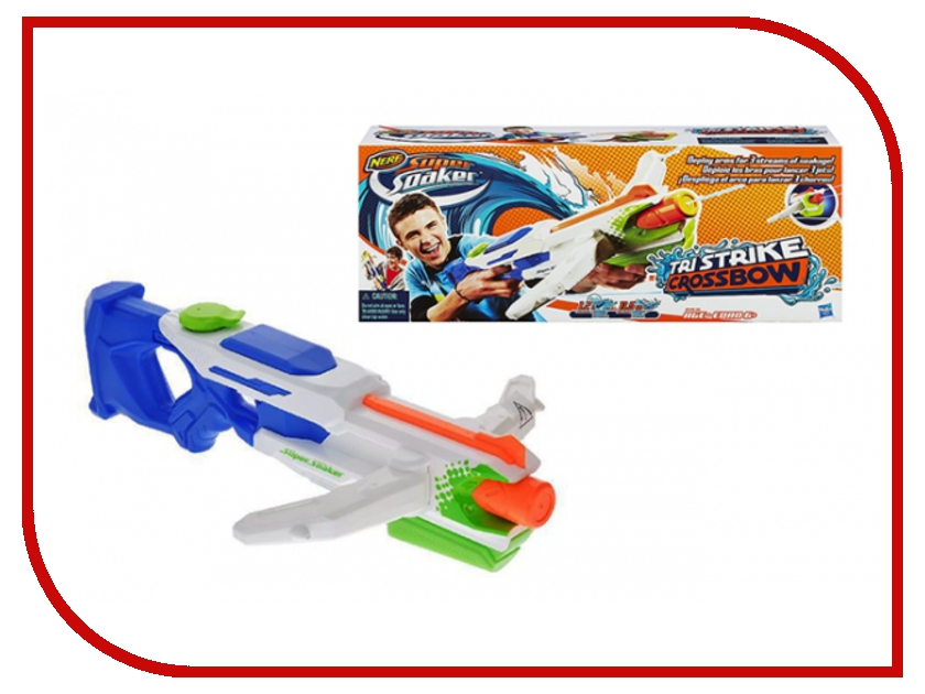 Игрушка для активного отдыха Hasbro Super Soaker Водяной Ар A4836E24<br>