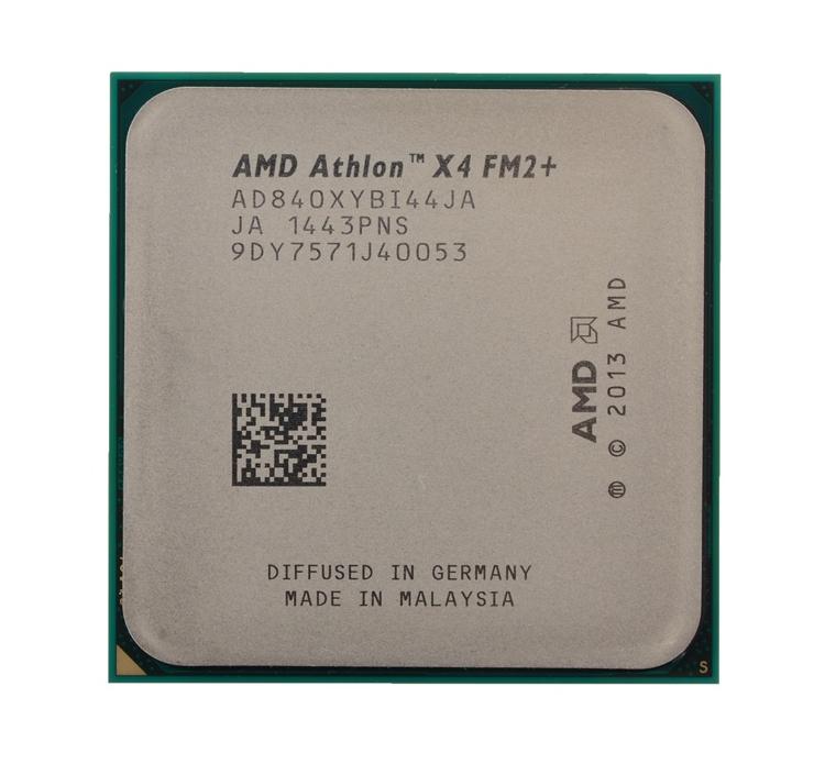 потребительские товары oem 2015 g10 Процессор AMD Athlon X4 840 (3100MHz/FM2+/4096Kb) AD840XYBI44JA OEM