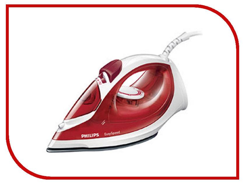 Утюг Philips GC 1029 Red