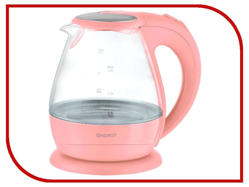 Чайник Energy E-266 Pink<br>