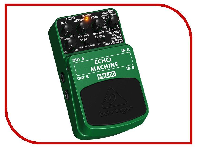 Аксессуар Behringer Echo Machine EM600<br>