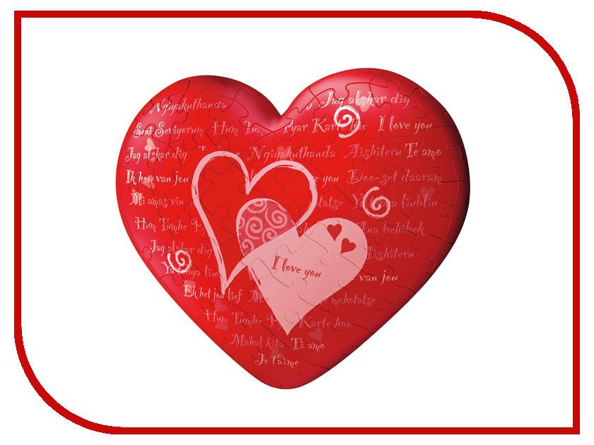 3D-пазл Ravensburger Сердце 114146
